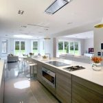 Kitchen lighting by Sam Coles Lighting 01