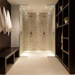 Shower room lighting by Sam Coles Lighting