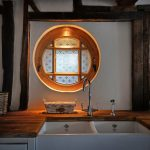 Round Kitchen Window