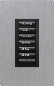 Lighting control buttons